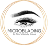 Tony's Beauty Brows Logo